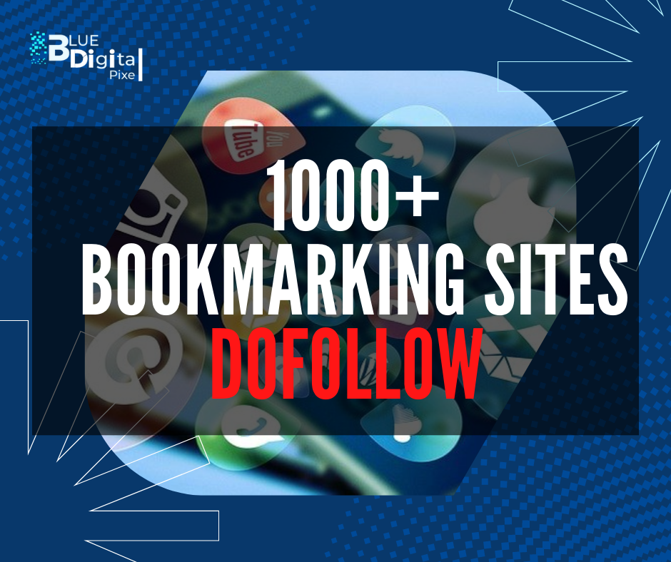 1000+ Social Bookmarking Sites